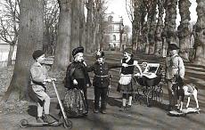 Fasching an der FES 1928 3