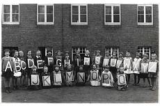 Mädchenklasse 1928