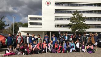 Tagesausflug Hildesheim©Friedrich-Ebert-Schule